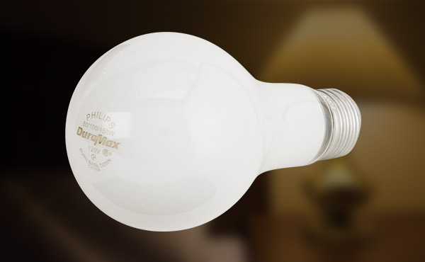 Philips DuraMax A21 3-Way Light Bulb