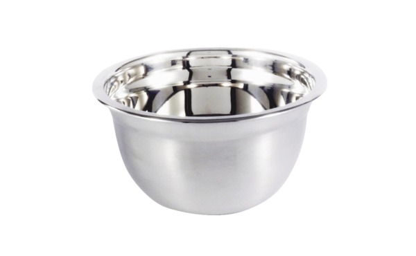 M E Heuck 1.5 Qt. Stainless Steel Mixing Bowl