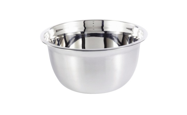 M E Heuck 3 Qt. Stainless Steel Mixing Bowl