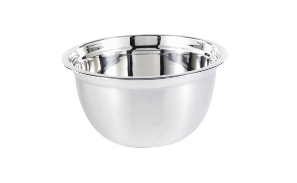 M E Heuck 5 Qt. Stainless Steel Mixing Bowl