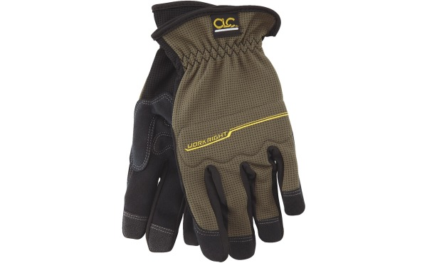 CLC Workright OC Men's Spandex Flex Grip Work Glove