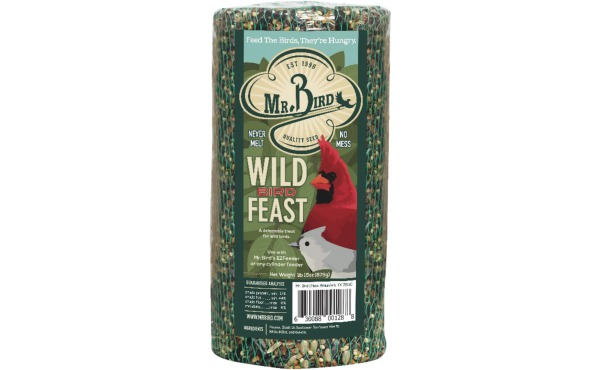 Mr. Bird 28 Oz. Wild Bird Feast Seed Log