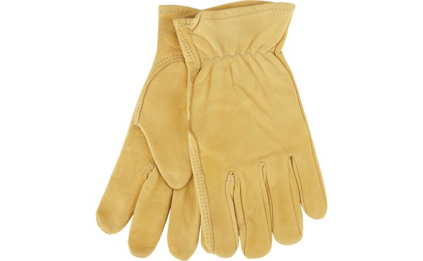 Do it Best Men's Top Grain Leather Work Glove