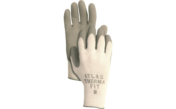 Atlas Therma-Fit Men's Latex-Dipped Knit Winter Glove