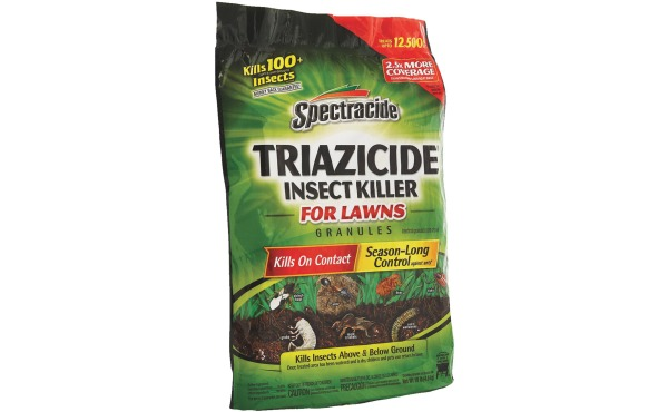 Spectracide Triazicide 10 Lb. Ready To Use Granules Insect Killer For Lawns