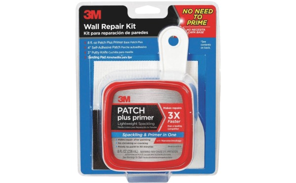 3M Wall Repair Kit