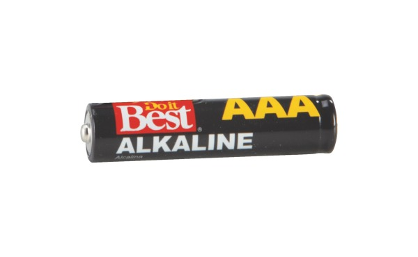 Do it Best AAA Alkaline Battery (16-Pack)