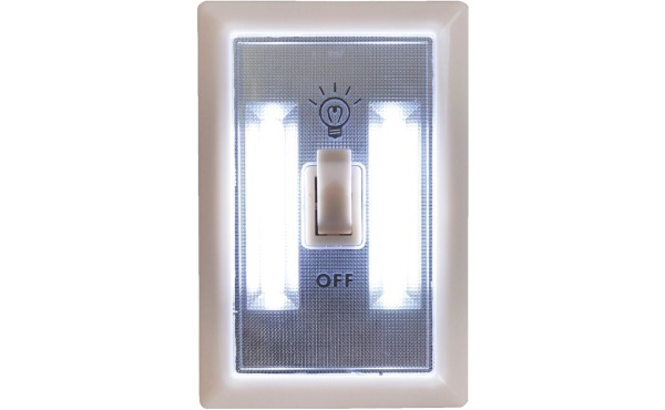 Diamond Visions COB LED Night Light Switch